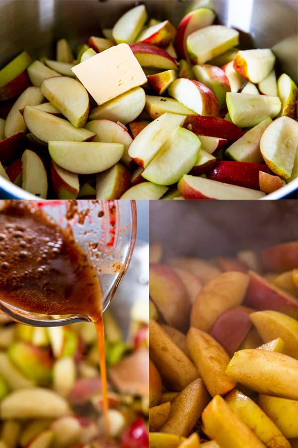 how to make healthy cinnamon apples 1