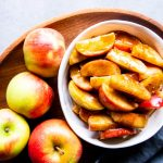 Healthy Cinnamon Apples Image TK