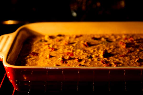 baking pumpkin baked oatmeal
