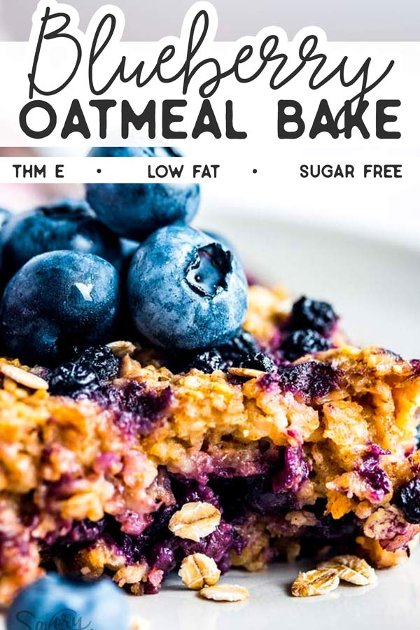 Blueberry Oatmeal Bake Pin 1