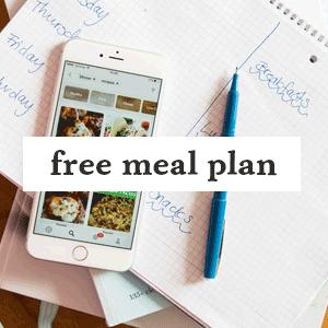 Free Meal Plan Image Link